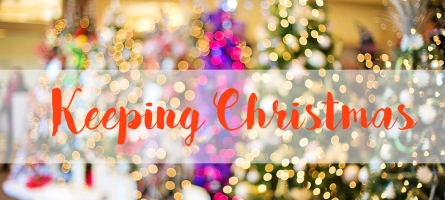 "Start ""Keeping Christmas"" with Us on Pinterest!"
