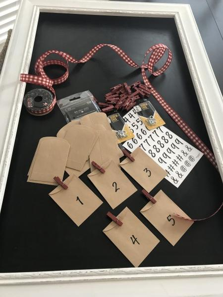 Serve, Love, Give: DIY Advent Calendar - Keepers Ministry