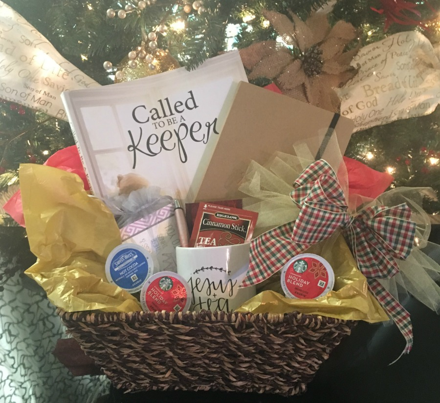 Be intentional to share the love and truth of our Lord as we celebrate His birth! & Looking for a Christmas Gift with Spiritual Impact? - Keepers Ministry