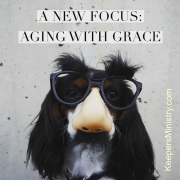 Lori Announces a New Focus: Aging with Grace