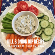 Tasty Dill & Onion Dip plus, Healthy Mayo Recipes