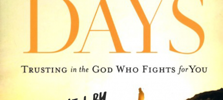 """Book Review """"Glory Days"""" by Max Lucado"""
