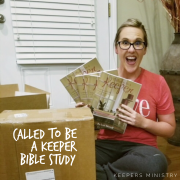 Got Keepers? Get Excitement, Friendships, and Transformed Lives