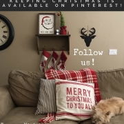 "Join Us in ""Keeping Christmas"" Together on Pinterest!"