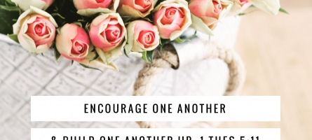 One Another: Intentional Acts of Kindness