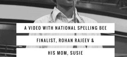 Video Interview with Susie and Rohan Rajeev