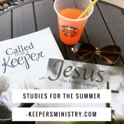 Stay Grounded in Scripture this Summer