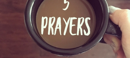 5 Prayers for Your Husband