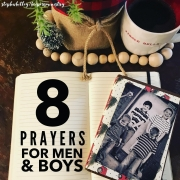 8 Prayers for Men and Boys