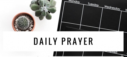 Daily Prayer Prompts for Moms