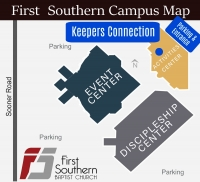 First Southern Map