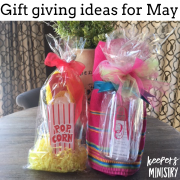 Give-Love-Serve: May Gift Ideas for Serving Others