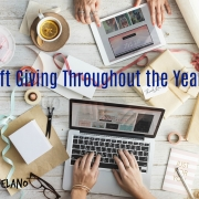 Gift Giving 101 Throughout the Year: Recipes & Resources from Irene Delano