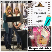 Give-Love-Serve: Monthly Ideas for Serving Others & Keepers Connection Update