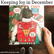 Keeping Joy in December