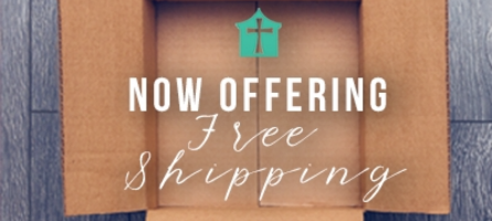 Free Shipping Begins Today!
