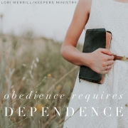 Obedience Requires Dependence