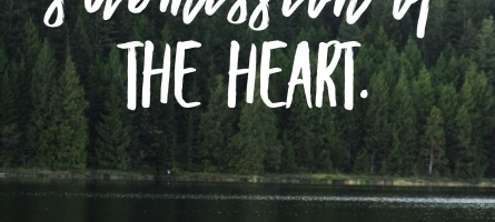 Submission of the Heart