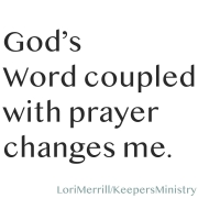 God's Word and Prayer