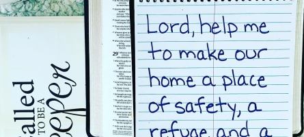 Our Home: A place of safety