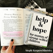 Parenting Strong-Willed Children